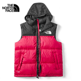 The North Face 1996Nuptse羽絨背心 紅 NF0A496T682【GO WILD】