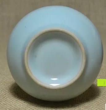 [協貿國際]  青瓷吉祥瓶擺件茶具收藏珍品 (1入)