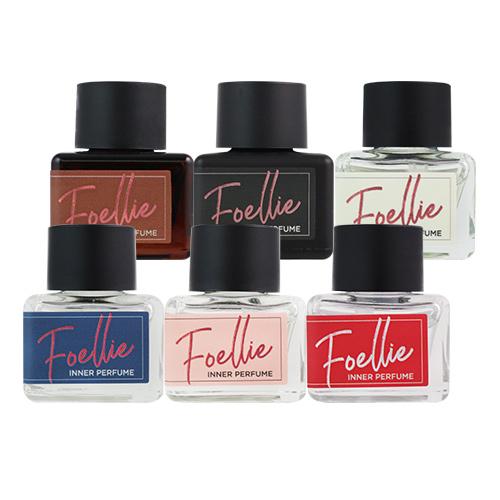 Foellie 私密處護理香氛香水 5ml【BG Shop】多款供選