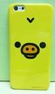 【震撼精品百貨】Rilakkuma San-X 拉拉熊懶懶熊~IPONE 6 PLUS手機殼-小雞圖案