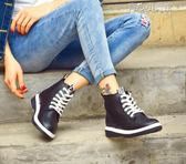 馬丁靴  馬丁靴女英倫風學生靴子韓版平底短靴百搭復古機車靴 育心小賣館