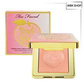 Too Faced 水蜜桃微閃提亮定妝粉餅 8g Peach Blur Translucent Smoothing Finishing Powder - WBK SHOP