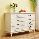 電視櫃臥室電視櫃桌實木現代簡約簡易小戶型房間櫃子儲物櫃歐式迷你地櫃wy