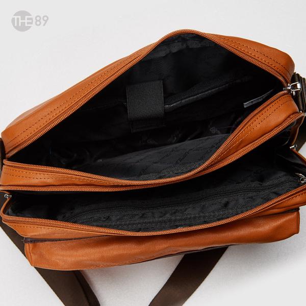 【THE89】復古騎士 972-6303 肩背包、側背包(L)