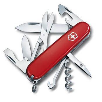 瑞士 維氏 Victorinox Climber 攀登者 瑞士刀 14種功能 1.3703 露營│登山