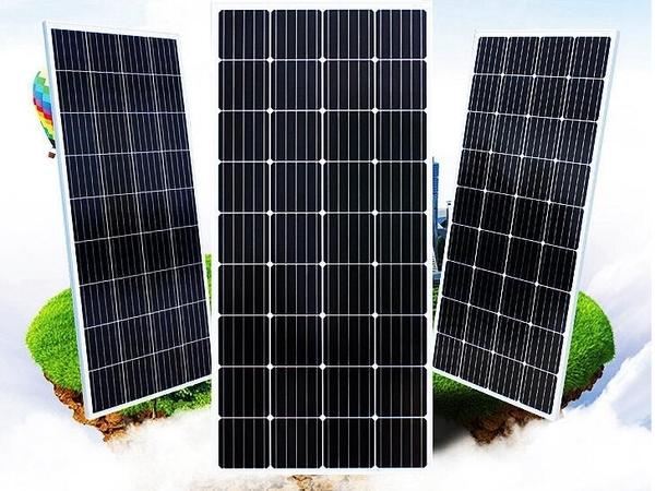 全新100W瓦單晶太陽能板太陽能發電板電池板光伏發電繫統12V家用 南風小鋪YJT