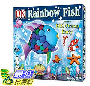 [106美國暢銷兒童軟體] Rainbow Fish and The Big Ocean Party - PC