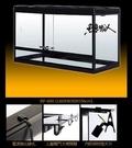 Oceana 宣龍【全罩玻璃爬蟲箱 60*30*36cm】RP-600 兩棲 爬蟲飼育箱 寵物缸 魚事職人