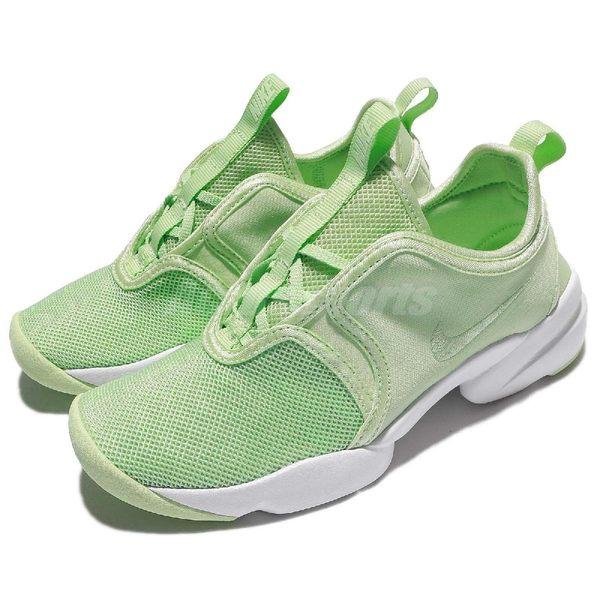 【六折特賣】Nike 休閒鞋 Wmns Loden 忍者鞋 綠 白 粉綠 襪套式 無鞋帶 運動鞋 女鞋【PUMP306】 896298-300