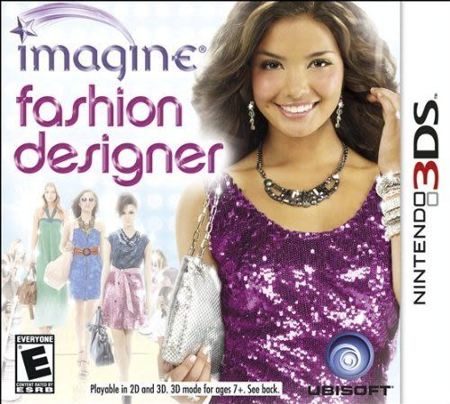 3DS Imagine Fashion Designer 時尚設計師(美版代購)