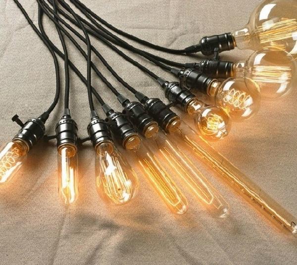【可調光】LED鎢絲造型ST58燈泡 工業風款玻璃 4W愛迪生E27美式復古LOFT餐廳咖啡廳酒吧居家