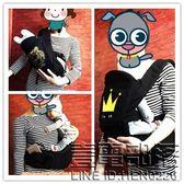 韓國四季多功能純棉透氣寶寶腰凳抱嬰兒前抱式背帶小孩抱帶坐凳潮