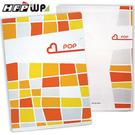 【奇奇文具】7折 HFPWP L夾文件套 設計師精品(1入)底部超音波加強 台灣製 E310P3