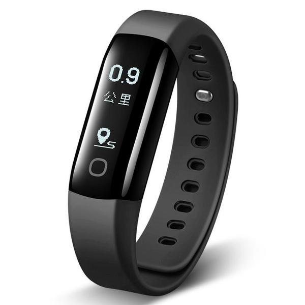 智慧手環 樂心智慧手環測心率防潑水計步器安卓蘋果男女情侶運動手錶mambo2代