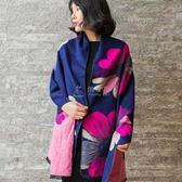 女款圍巾 圍巾女韓版雙面格子披肩女士秋冬季保暖兩用百搭多功能空調大披風 俏女孩
