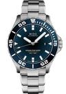 MIDO 美度 OceanStar 海洋之星600米潛水腕錶(M0266081104100)藍面鋼帶/43.5mm