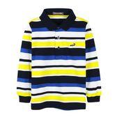 『小鱷魚童裝』條紋POLO衫(02號~10號)534131