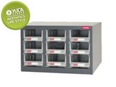 樹德櫃【YUDA 】A6V 309 9 抽零件櫃分類櫃耐重櫃新竹以北免