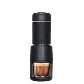 咖啡機 STARESSO二代意式迷你手壓膠囊咖啡機 家用便攜式沖煮壺杯打奶泡 220v mks小宅女