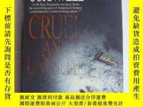 二手書博民逛書店Cruel罕見and Unusual 英文原版Y146810 P