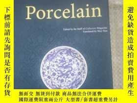 二手書博民逛書店Porcelain罕見瓷器 英文原版Y207390 全球epre