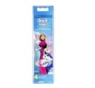 德國Oral B. 兒童專用電動牙刷刷頭(4入一組) 冰雪奇緣【德潮購】