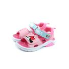 Disney Minnie Mouse 迪士尼 米妮 涼鞋 中童 童鞋 粉紅色 D120072 no013