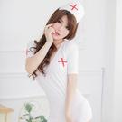 角色扮演cosplay 露背護士角色服-白色(均碼)
