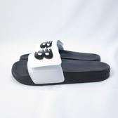 New Balance 海綿運動拖鞋 魔鬼氈 公司貨 SMA200W1 男女款 黑白【iSport愛運動】