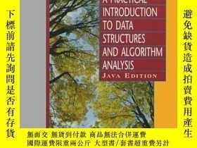 二手書博民逛書店Practical罕見Introduction To Data Structures And Algorithms