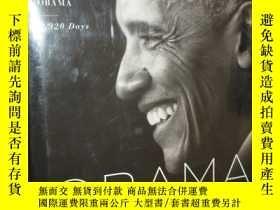 二手書博民逛書店Obama:罕見The Historic Presidency