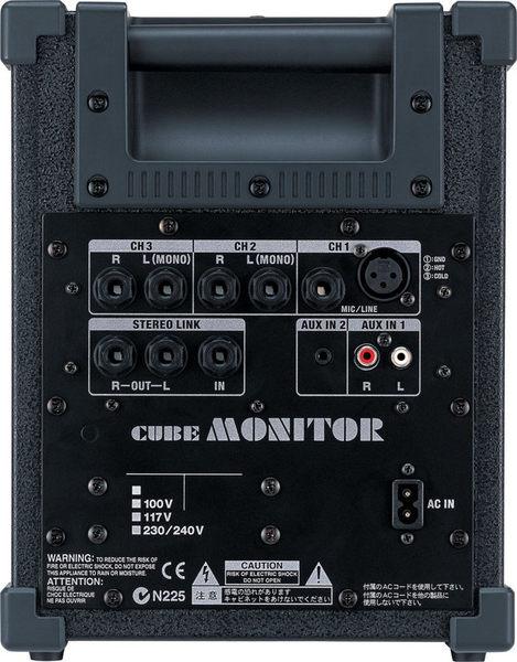 【金聲樂器】 Roland CM-30 Cube Monitor 多功能 擴大音箱 送導線 6期零利率 CM30
