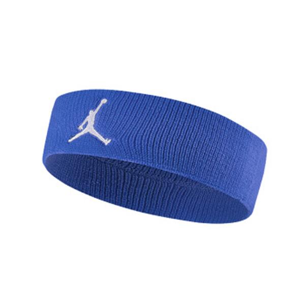 Nike Jorden Jumpman [JKN00400OS] 男女 頭套 頭帶 運動 籃球 喬丹 毛巾 吸汗 藍