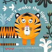 Little Faces:Don't Wake The Tiger 變臉操作書:動物篇