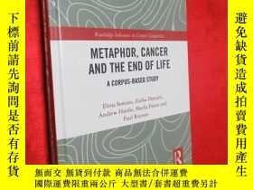 二手書博民逛書店Metaphor,罕見Cancer and the End of