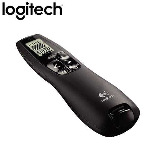 Logitech 羅技 R800 2.4G 綠光簡報器
