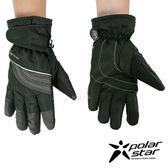 【 PolarStar 】中性防水保暖觸控手套『黑』P18627 可觸控手套.防風手套.保暖手套.防滑手套.刷毛手套
