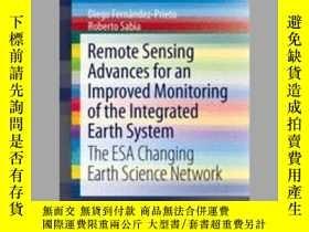 二手書博民逛書店Remote罕見Sensing Advances for Ear