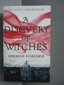 【書寶二手書T3/原文小說_KCV】A Discovery of Witches_Deborah Harkness