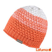Lafuma 女 ALLOS 編織保暖帽-珊瑚紅 【GO WILD】
