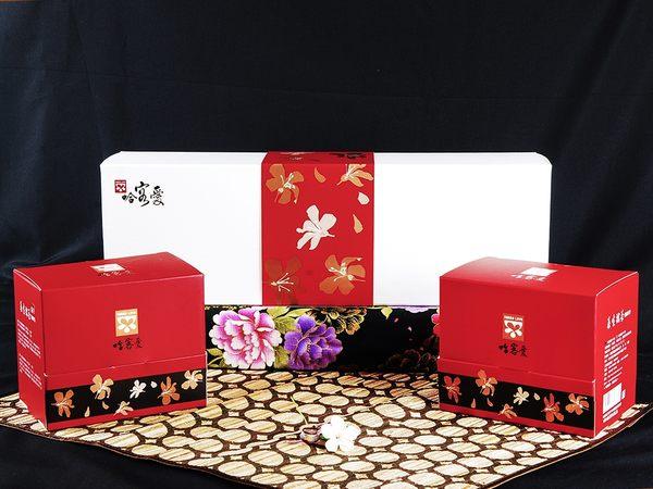 【哈客愛】金桐養生擂茶禮盒(C組) 隨身包(綜合6入) * 2盒(北埔客家擂茶 高纖 低糖 低熱量)