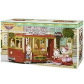 《森林家族-日版》城鎮 TOWN 系列 - 路面電車╭★ JOYBUS玩具百貨