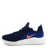 Nike Viale [AA2181-402] 男鞋 運動 休閒 慢跑 避震 輕盈 舒適 透氣 深藍 橘
