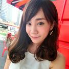 韓系全頂假髮 梨花頭中長髮 消光髮絲 高品質假髮 D0603 魔髮樂Mofalove