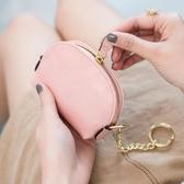 拉鏈小錢包女零錢包袋韓版簡約個性迷你多功能可愛韓國硬幣包小包