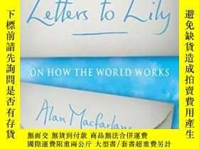 二手書博民逛書店Letters罕見To LilyY364682 Alan Macfarlane Profile Books