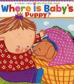 WHERE IS BABY'S PUPPY ? 硬頁翻翻書 (OS小舖)