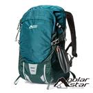 【PolarStar】透氣網架背包30+5L『藍色』P18745 露營.戶外.旅遊.多隔間.登山背包.後背包.肩背包