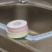 ♚MY COLOR♚條紋窄版隙縫防霉貼 廚房 衛浴 防潮 膠帶 可剪裁 黏膠 水槽 台面 排水口【L10-2】
