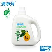 清淨海 檸檬系列環保洗衣精 1800g (6入組)